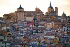 Toledo (karinavera) Tags: city night photography cityscape urban ilcea7m2 spain toledo town