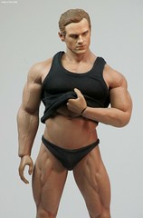 Micheal Biehn DYI Figure (valleyofthedolls) Tags: actionfigure doll ken damtoys phicen tbleague