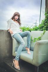 IMG_3111-00 (MK影像) Tags: photography beauty model style canon eye fashion 廢墟 個性 寫真 人像攝影