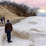 Checking Out the Ice Mounds thumbnail