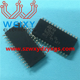L9848 Commonly used vulnerable driver chip for automotive BCM