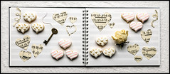 count your cookies... (auntneecey) Tags: cookies hearts flatlay practice loveisintheair valentines tabletop auntneecey 365the2019edition 3652019 day45365 14feb19
