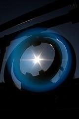 Magic light- magic company (Christian Pischinger) Tags: gegenlicht sonne metall lichtbrechung reflexe magie