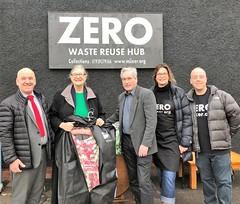 At Zero Waste Dunbar shop