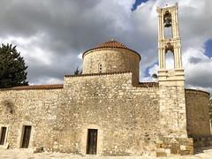Biserica Sf Ecaterina, Tala (syf22) Tags: bisericasfecaterina orthodoxchurch cyprus tala building stone church worship idolised religion easternorthodoxchurch