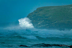 Freya alights (JKmedia) Tags: storm freya waves coast newquay watergatebay cornwall boultonphotography march 2019 power weather wind gusts