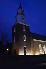 Bruton Parish Church (Joe Shlabotnik) Tags: colonialwilliamsburg williamsburg church 2017 virginia december2017 afsdxvrzoomnikkor18105mmf3556ged