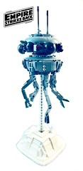 LEGO Imperial Probe Droid (Probot)