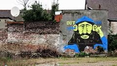 Resto / dok noord - 2 apr 2019 (Ferdinand 'Ferre' Feys) Tags: gent ghent gand belgium belgique belgië streetart artdelarue graffitiart graffiti graff urbanart urbanarte arteurbano ferdinandfeys resto