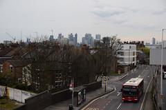 Go-Ahead London MEC20 on Route 108, Westcombe Park (e400olympus) Tags: goahead london mec20 bd09zra mercedesbenz citaro o530 canary wharf