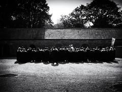 The North Remembers (Feldore) Tags: strangford castle ward game thrones location filming crows fans dressedup costumes winterfell northern ireland irish sinister feldore mchugh em1 olympus 1240mm