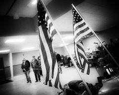 GR007617-Edit-2 (alhawley) Tags: american americanabstract americanflag americana usa biker blackandwhite candid everytownusa grain gritty harleydavidson highcontrast monochrome ricoh ricohgrii street streetphotography