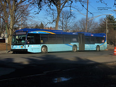 5540 (adam.moreira) Tags: mta new york city bus nova lfs articulated select service