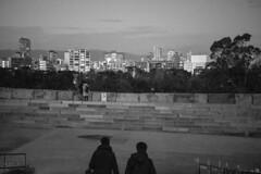Osaka (Hideki-I) Tags: monochrome bw nikon d850 2470 blackandwhite 白黒 黑白 building light