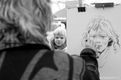 Copy & Paste.jpg (gtaveira) Tags: draws portrait montmartre street people painting pelarua urban paris artist gustavotaveiracom life art site portfolio square 7d kid îledefrance france fr