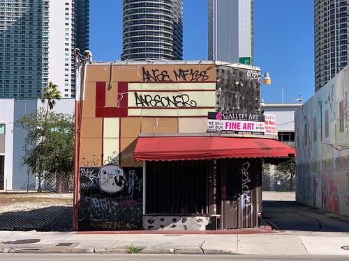 S&S Diner Building Miami