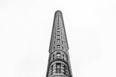 Flatiron building NY (gianmarco giudici) Tags: flatironbuilding gianmarcogiudici minimal minimalism architecture urban bw ny newyork
