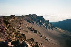 35mm Film (qc.avila) Tags: sunrise yashicat4 hawaii haleakalā 35mmfilm