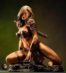 Arhian Forever 1 (Desert Dragon Visual Arts) Tags: arhstudios arhian arhianforever statue