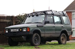 L326 ART (2) (Nivek.Old.Gold) Tags: 1993 land rover discovery tdi 5door 2495cc