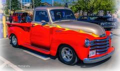 Custom Chevy Pickup (Kool Cats Photography over 11 Million Views) Tags: truck canon chevy custom customcar custompaint customcarshow oklahoma oklahomacity southweststreetrodnationals photography artistic wheels window windshield