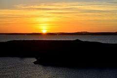 Golden Moment (pjpink) Tags: sun sunrise morning lakenasser lake desert nubia golden abusimbel egypt january 2019 winter pjpink 2catswithcameras