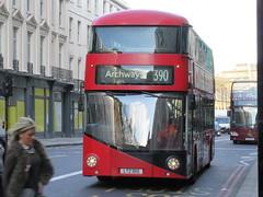 Metroline LT15 (Teek the bus enthusiast) Tags: victoria putney bridge route 36 507 london buses go ahead abellio metroline tower transit national express