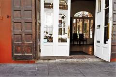 White Doors (michael.veltman) Tags: nola new orleans street