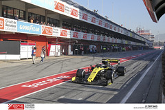 1902270064_ricciardo (Circuit de Barcelona-Catalunya) Tags: f1 formula1 automobilisme circuitdebarcelonacatalunya barcelona montmelo fia fea fca racc mercedes ferrari redbull tororosso mclaren williams pirelli hass racingpoint rodadeter catalunyaspain
