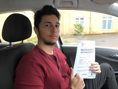 Massive congratulations  to Gabriel Correia passing his driving test!  www.leosdrivingschool.com  WARNING: Getting your license is a good achievement however being a SAFE driver for life is the biggest achievement!