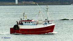 Auriga, fishing vessel, Millport Bay (Eddie the Eagle-eye) Tags: ships boats fishing vessel marine sea millport islands clyde cumbrae