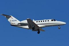 C-GZAS (AirSprint) (Steelhead 2010) Tags: airsprint cessna c525 citationjet bizjet yyz creg cgzas