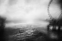 3394 (Elke Kulhawy) Tags: scheveningen holland grain grainy art kunst surrealismus surreal monochrome blackandwhite bnw bwphotographie bnwbw bw schwarzweiss meer nordsee
