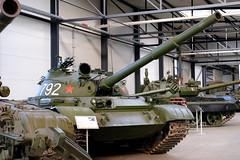 T-62 (270862) Tags: puma munster tank panzer museum simulator cruiser a34 comet t62 jagdpanzer kürassier leopard1