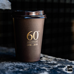 60 years of Coffee (picomoments by kreeson) Tags: 2018 december australiantechnologyparkatp eveleigh beverage sydney australia fooddrink newsouthwales atp