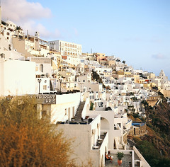 (samorodovs) Tags: 6x6 греция hasselblad санторини santorini 160nc portra kodakportra film greece 500cm planar8028
