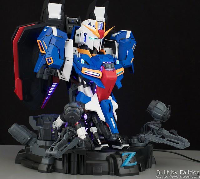 BSC Zeta Gundam Bust 14 by Judson Weinsheimer