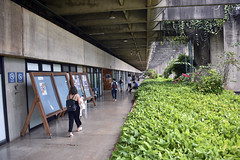 Universidade de Brasília (UnB) (Senado Federal) Tags: universidadedebrasília unb minhocão bie aluno estudante universitário corredor brasília df brasil bra