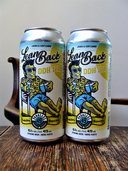 Lean Back DDH IPA (knightbefore_99) Tags: beer can pivo cerveza tasty malt hops craft vancouver bc drink nice double dry hopped ipa india pale ale lean back