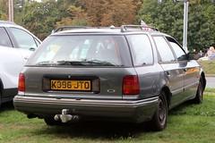 K396 JTO (Nivek.Old.Gold) Tags: 1993 ford granada 20i glx auto estate