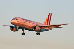 Airbus A319-112 - D-AKNV - HAJ - 21.01.2019 (Matthias Schichta) Tags: haj hannoverlangenhagen eddv airbus planespotting flugzeugbilder a319100 daknv germanwings
