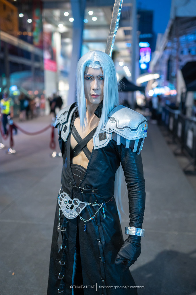 The World S Best Photos Of Cosplay And Sephiroth Flickr