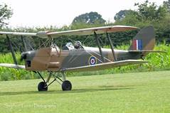 de Havilland DH82B Queen Bee DSC_8503 (stephenturner photography) Tags: east kirby de havilland dh82b queen bee