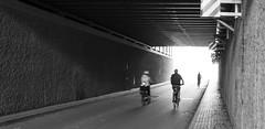 Unter dem Dortmund-Ems-Kanal (jan_anderson1980) Tags: altefahrt datteln brücke kanal schiff natur tunnel fahrrad radfahrer radeln