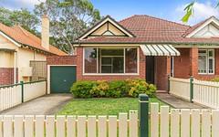 83 Waratah street, Haberfield NSW