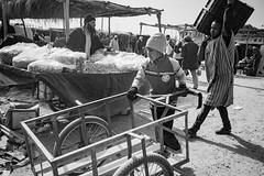 Don't Stop the Game (Tom Levold (www.levold.de/photosphere)) Tags: fuji marokko morocco x100f zagora sw street candid market bw markt boys kinder jungen children