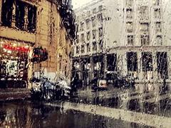 (Marci's) Tags: vision feeling image palermo streetphotography street visione sentimenti immagine iphone finestrino pioggia rain