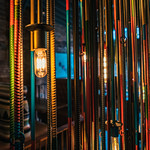 I Love this Lighting/Rebar Sculpture thumbnail
