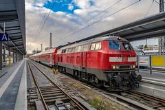 218 433-1 DB Regio München Hbf 31.01.19 (Paul David Smith (Widnes Road)) Tags: 2184331 db regio münchen hbf 310119 br218