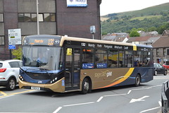 Stagecoach Cymru (Will Swain) Tags: pontypridd 11th august 2018 bus buses transport travel uk britain vehicle vehicles county country cymru wales south valleys